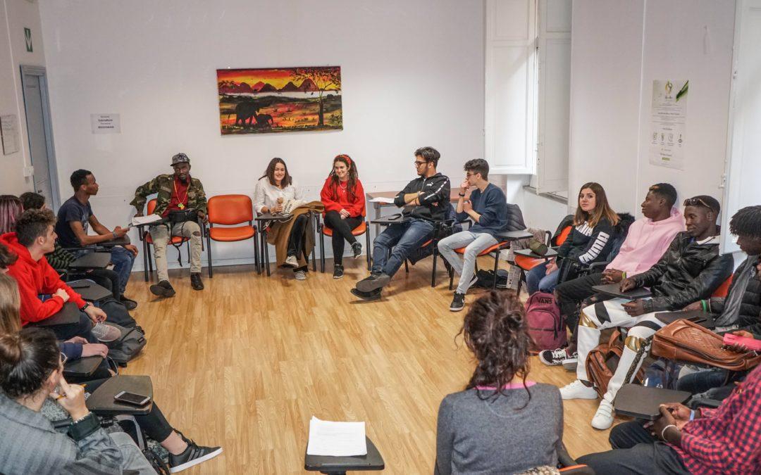 Minori Migranti soli e neo-maggiorenni a Palermo durante l'emergenza COVID-19. Una riflessione dal progetto SAAMA