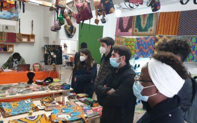 laboratorio di cittadinanza e comunicazione digitale: esplorando i quartieri scopriamo nuove storie